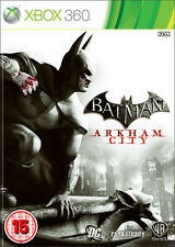 Batman Arkham City XBox 360 * En Excelente Estado *