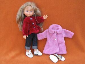poupée Corolle Camille les chéries avec 3 vêtements et 2 paires de baskets