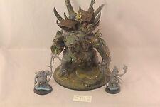 Warhammer Chaos Nurgle Glottkin Pro Painted