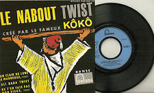 CLAUDE FRANCOISE- KOKO EP- LE NABOUT TWIST- REEDITION VENDU L'ALBUM HOMMAGE-85-