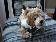 WEBKINZ*Lynx*Stuffed/Plush Toy*with Unused Sealed Code*NEW*
