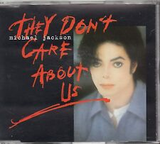 MICHAEL JACKSON CD single 6 tracce THEY DON'T CARE ABOUT US 1996