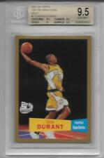 2007-08 Kevin Durant Topps 1957-58 Retro Gold RC- BGS 9.5 Gem Mint... #1123/2007
