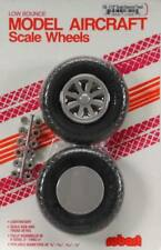 Robart Scale Wheels 3-1/2  (2) 135