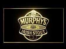 J621Y Murphy's Irish Stout For Pub Bar Display Decor Light Sign