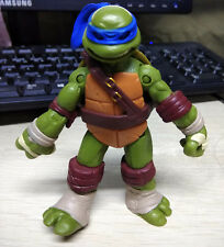 "TEENAGE MUTANT NINJA TURTLES Nickelodeon LEONARDO TMNT 4"" FIGURE Boy toy Gift"