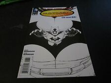 BATMAN INCORPORATED #13 RARE 1:100 SKETCH VARIANT SEE MY OTHERS!!!!