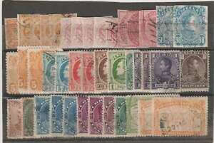 D1579: 19th C Venezuela Stamps, Sound; CV $440