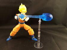 Dragonball Blast Effect Kamehameha Figma Bandai Goku Vegeta Buu Trunks -Blue