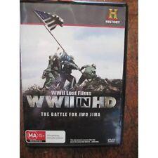 Battle for IWO JIMA WWII in HD Lost Films WW2 DVD
