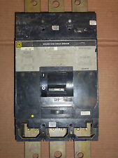 Square D Mhl Mhl36500 500 Amp 3 Pole 600V Circuit Breaker Grey Flaw