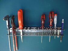 Werkzeughalter Werkzeugständer Wandhalter  Werkzeugleiste Werkzeugwand V2A