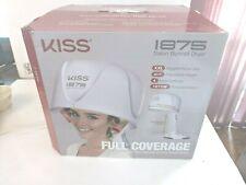 Kiss 1875 Salon Bonnet Dryer Full Coverage XXL Biggest Hood Size - USED once