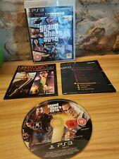 Grand THEFT AUTO: episodios de Liberty City Para Sony PlayStation 3 PS3 Completa