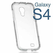 Samsung Galaxy S4 Case Galaxy S4 Crystal Clear TPU Case Soft Slim Anti-Scratches