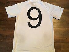 1980s Real Madrid no 9 Sanchez fútbol shirtsmall Camiseta Adidas Originals