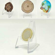 Card Stand Graded Cards Display Stand Coins Small Box Holder Hot Clip Sale New