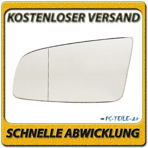 Spiegelglas für OPEL OMEGA B 09/1999-2003 links Fahrerseite asphärisch