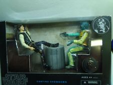 STAR WARS black series CANTINA SHOW DOWN Han Solo