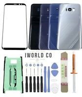 Samsung Galaxy S8 Plus Front+Back Cover Glass Lens Screen Replacement Glue Tool