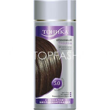 Hair colouring tinting balsam conditioner, colourant tonika Wash Out No AMMONIA