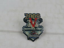 Victoria Seals Pin - 2009 Inaugural Game Pin - Celloid Cover Pin