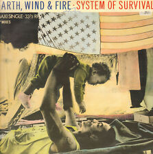 EARTH, WIND & FIRE - Système Of Survival - CBS