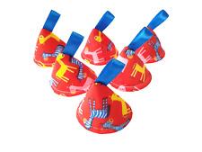 Pee Pee Teepee x6 // Wee Stop Cones Teepees / Baby Shower Gift / Red Horse Zebra