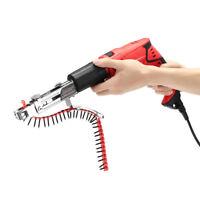 Drillpro Automatic Chain Nail Gun Adapter Screw Gun for Electric Drill