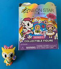 NEW! OOP! Tokidoki Neon Star Series 3 Unicorno Collectible Melody Figure.