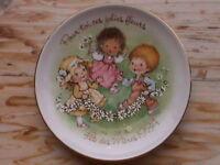 AVON  Sammelteller   Muttertag von 1984  *NEU*