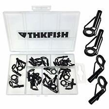 thkfish Rod Tip Repair Kit Rod Repair Kit Fishing Rod Tips Stainless Steel Ce.