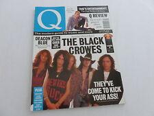 Q Magazine 59 [Aug 91] Cher, Black Crowes, Deacon Blue, Paul Weller, Chieftains