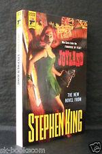 JOYLAND Stephen King UK 1st EDITION TPB Trade Paperback