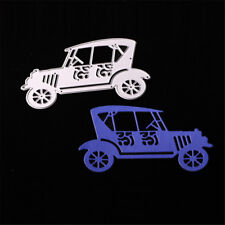 Car Metal Cutting Dies Stencils For Scrapbooking DIYs Albums Cards Making Ff
