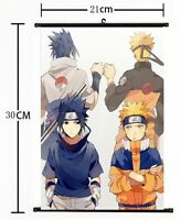Japan Anime Naruto home decor Wall Scroll Poster cosplay s446