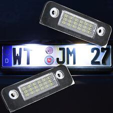 SMD LED Kennzeichenbeleuchtung Ford Fiesta Fusion Mondeo II 2002-2008 (7902)