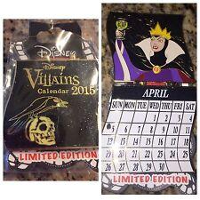 Disney Pin Dsf Villains Calendar April 2015 Evil Queen Le 400 DSSH GSF Rare