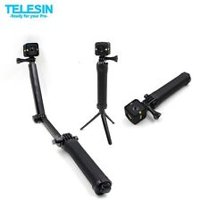 Telesin 3-in-1 Grip/Arm/Tripod Monopod Grip with Tripod Mount for Polaroid Cube+