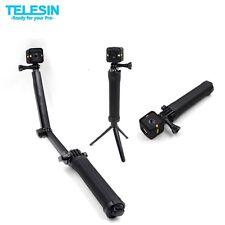 Telesin 3-in-1 Grip/Arm/Tripod Monopod Grip with Tripod Mount for Polaroid Cube+