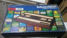 Console Mattel INTELLIVISION Scatolata + 6 Giochi - Funzionante