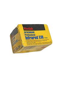 1 Roll Kodak Ektachrome Color Infrared EIR Film Frozen 35mm 36 exp Aerochrome