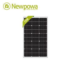 Newpowa 75w Watt 12v Mono Solar Panel Module Rv Boat Off Grid