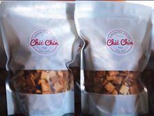 2x Packs Delicious Tasty Nigerian African Chin-Chin 500g Each - Snack Original