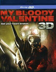 My Bloody Valentine 3-d [New Blu-ray 3D] 3D, Ac-3/Dolby Digital, Dolby, Digita