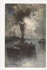 Van Hier Vintage Art Postcard 276a