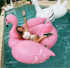Giant Pink Flamingo Pool Floater