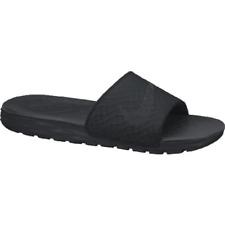 a3fc008676db Nike Benassi Solarsoft Slide 2 705474-091 Black Anthracite Mens US Size 7  UK 6