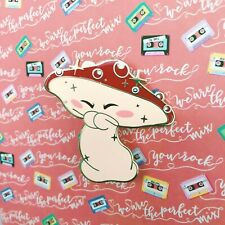 Disney Fantasia Hop Low Fantasy Pin; cute, Dancing, Mushroom, Nutcracker Suite