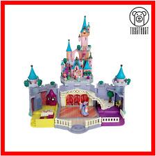 Vintage Disney Polly Pocket Cinderella Enchanted Castle Bluebird 1995 INCOMPLETE
